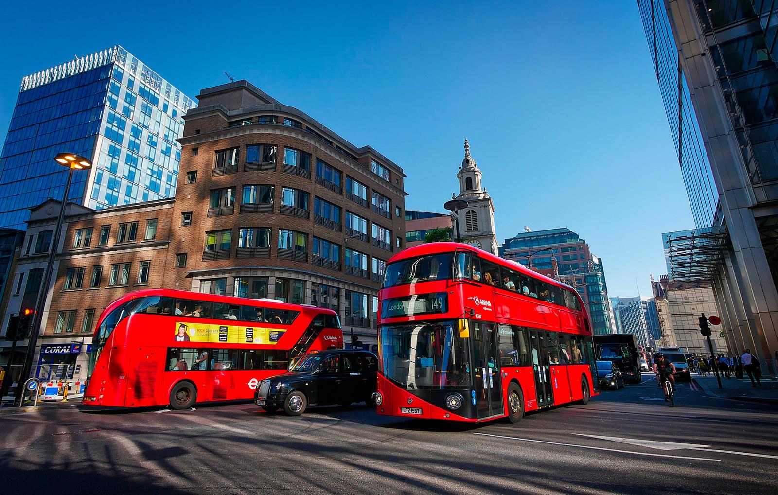 ロンドンの英語に関する5つの神話