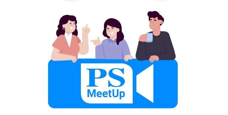 PS MeetUp – 無料オンライン・イベント